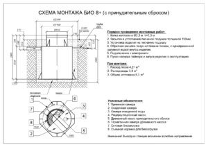 Септик Евролос БИО 8 Плюс в Москве